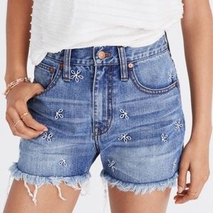 Brand New Madewell The Perfect Short